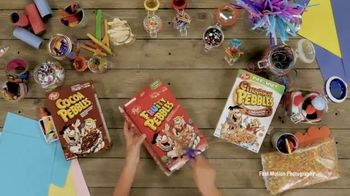 Pebbles Cereal TV Spot, 'Disney XD: Outside the Box'