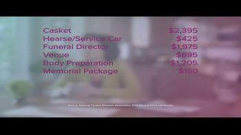 Cherish Life Funeral Protection Plan TV Spot, 'Alone'