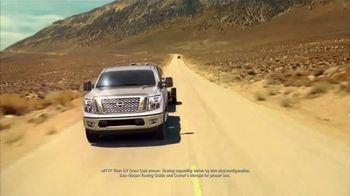 2017 Nissan Titan TV Spot, 'Team Up'