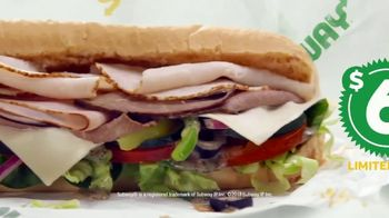 Subway $6 Footlong Subs TV Spot, 'Greatest Ad Ever'
