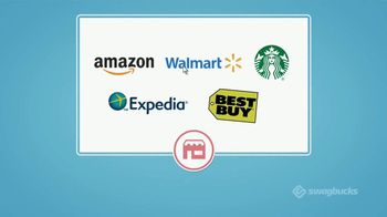 Swagbucks TV Spot, \'Giving Back: Bonus Gift Card\'