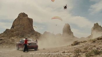 Ram Trucks TV Spot, 'Paramotor' Song by Anderson East