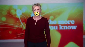 The More You Know TV Spot, 'Community' Featuring Jane Lynch