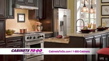 Cabinets To Go Biggest Sales Event TV Spot, 'Buy 1 Get 1 Free Is BACK!!'