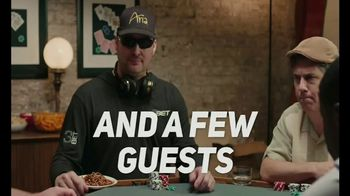 PokerGO TV Spot, 'Poker Nights' Featuring Phil Hellmuth, Chris Parnell - 83 commercial airings