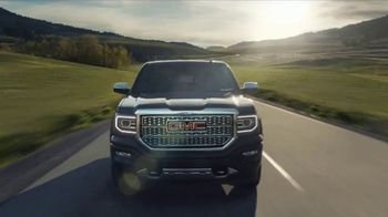 2017 GMC Sierra 1500 TV Spot, 'Like a Pro: All-Powerful'