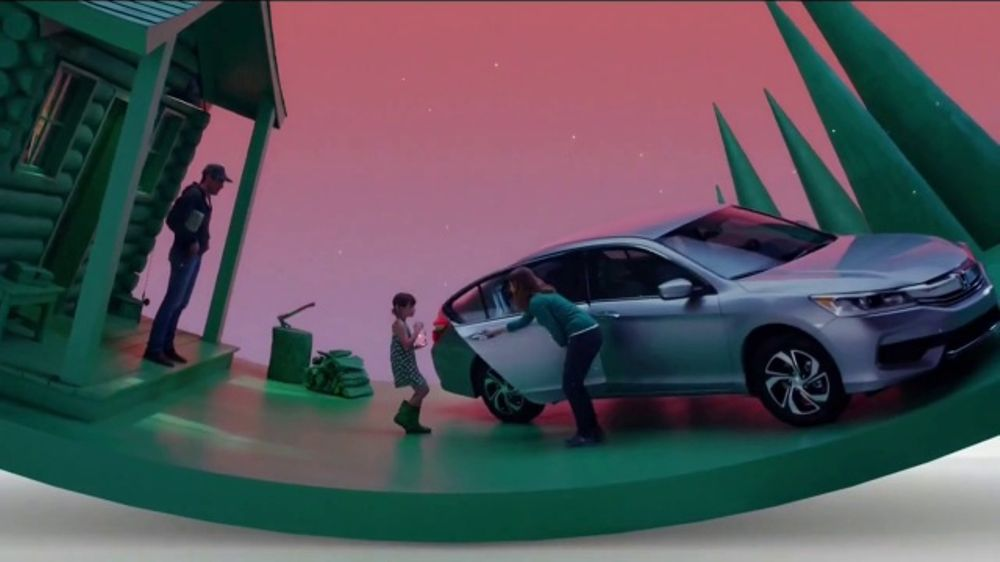Honda Summerbration Sales Event TV Commercial, 'Firefly: 2017 Accord LX' - iSpot.tv