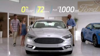 Ford Summer Sales Event TV Spot, 'Ice Cream' Song by Owl City