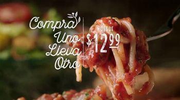 Olive Garden Compra Uno, Lleva Otro TV Spot, 'Tiempo de familia' [Spanish]