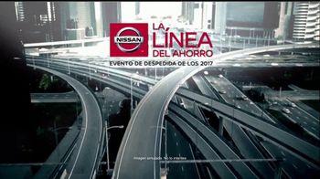 Nissan La Línea del Ahorro TV Spot, 'La familia Rogue' [Spanish] - 260 commercial airings