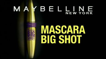 Maybelline New York Big Shot Mascara TV Spot, 'Créelo' [Spanish]