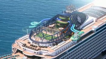 MSC Cruises TV Spot, 'Beyond Just Ordinary: Two for One'