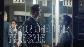 Men's Wearhouse Buy One Get One Free Sale TV Spot, 'Expert Stylists'