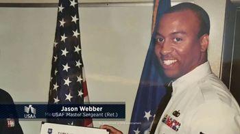 USAA TV Spot, 'USAA Member Voices: Webber Family'