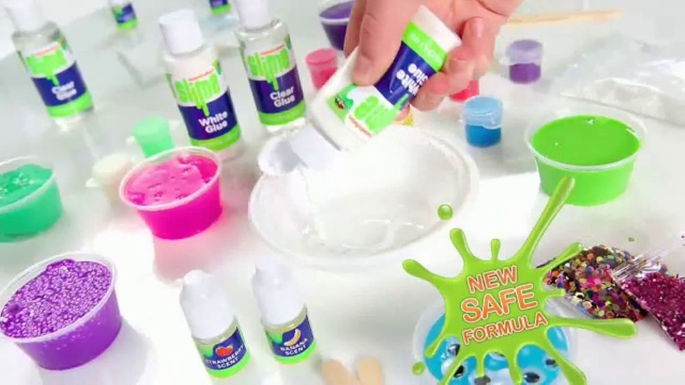 Nickelodeon Slime TV Commercial, 'Toys R Us: Learn to Make