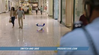 Progressive TV Spot, 'The Mall' - Thumbnail 9