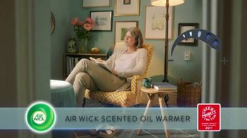Air Wick Scented Oil Warmer TV Spot, 'Voted Product of the Year'