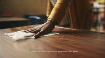 Clorox TV Spot, 'A Healthy Classroom Is the Beginning' - Thumbnail 6