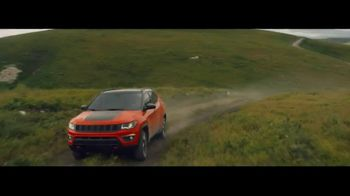 2017 Jeep Compass Latitude TV Spot, 'Traffic Jams'