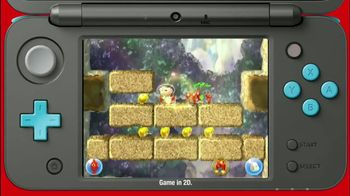 Hey! Pikmin TV Spot, 'Disney Channel: Overcome Obstacles'