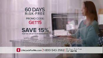 LifeLock TV Spot, 'Infomercial V2.3E - CTA'