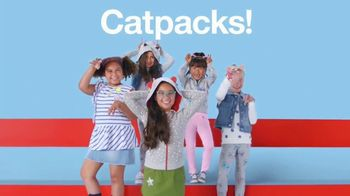 Target TV Spot, '2017 Back to School: Catpacks!'