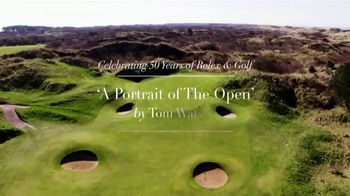 Rolex TV Spot, 'A Portrait of the Open' Featuring Tom Watson