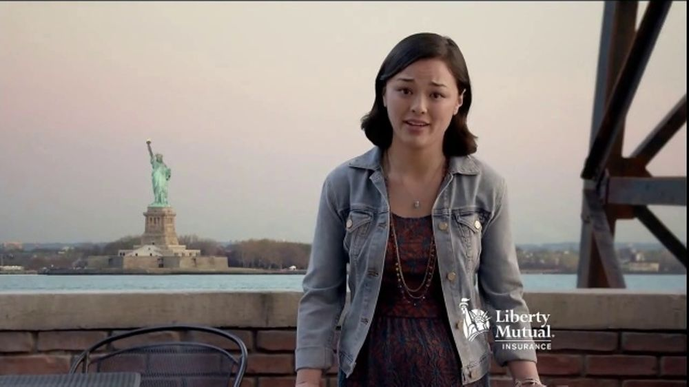 Asian Actress In Liberty Mutual Ad Lustytoys Com