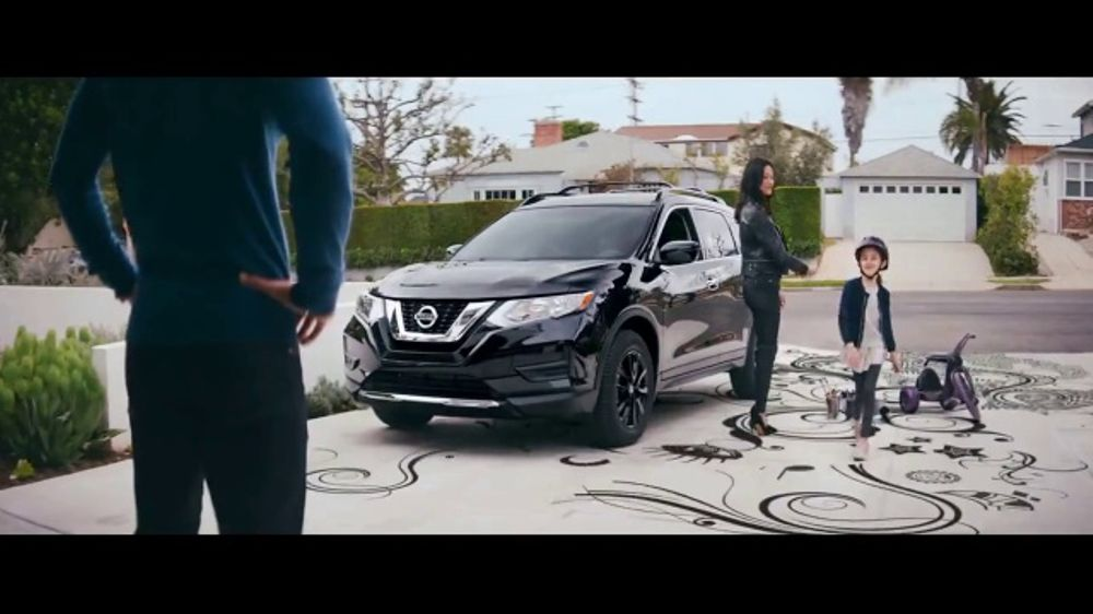 nissan tv commercial 39 midnight edition 2017 rogue sport 39 song by gin wigmore. Black Bedroom Furniture Sets. Home Design Ideas