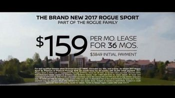 Nissan TV Spot, 'Midnight Edition: 2017 Rogue Sport' Song by Gin Wigmore - Thumbnail 9