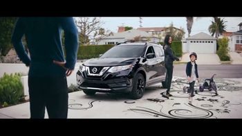 Nissan TV Spot, 'Midnight Edition: 2017 Rogue Sport' Song by Gin Wigmore