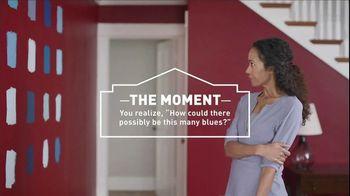 Lowe's TV Spot, 'The Moment: Dizzying Blues'