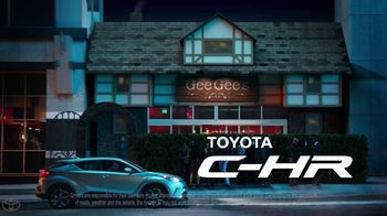 2018 Toyota C-HR TV Spot, \'Lil\' Red\'