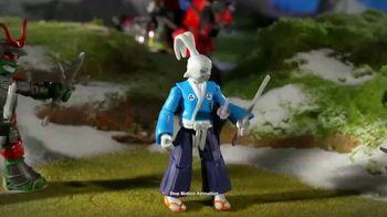 Tales of the Teenage Mutant Ninja Turtles TV Spot, 'Samurai Basic Figures'
