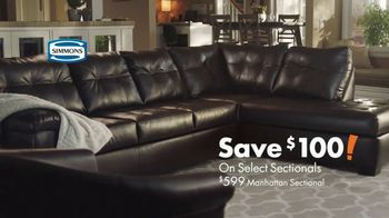 Big Lots TV Commercial, \'Sectionals and Pinehurst Seating Set\' - Video