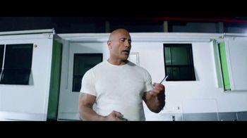 Apple iPhone 7 TV Spot, 'The Rock x Siri: Reminder' Feat. Dwayne Johnson