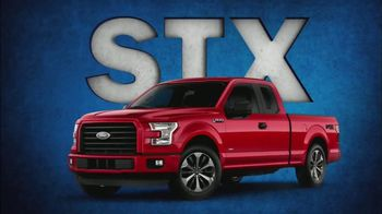 2017 Ford F-150 STX TV Spot, 'Rolling Out'