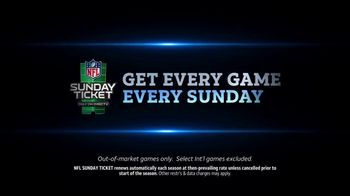 DIRECTV NFL Sunday Ticket TV Spot, 'All vs. Some' Featuring Charlie Day - Thumbnail 9