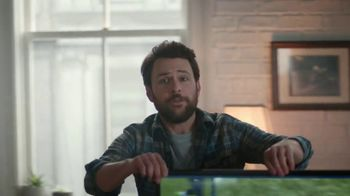 DIRECTV NFL Sunday Ticket TV Spot, 'All vs. Some' Featuring Charlie Day - Thumbnail 3