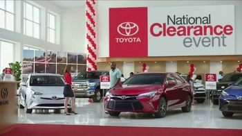 Toyota National Clearance Event TV Spot, 'Yours One Day' - Thumbnail 1