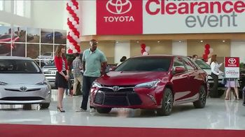 Toyota National Clearance Event TV Spot, 'Yours One Day' - Thumbnail 3