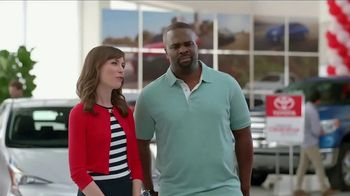 Toyota National Clearance Event TV Spot, \'Yours One Day\'