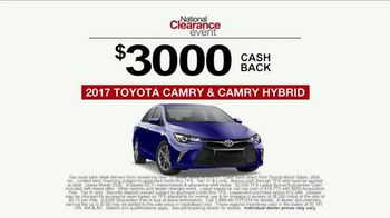 Toyota National Clearance Event TV Spot, 'Yours One Day' - Thumbnail 7