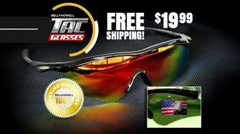 Bell + Howell Tac Glasses TV Spot, 'No Ordinary Sunglasses' - Thumbnail 10