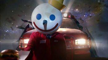 Jack in the Box Smoky Jack Burger Combo TV Spot, 'Movie Theater'