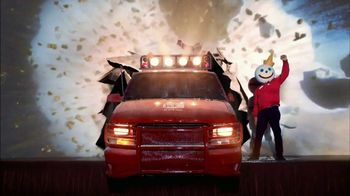 Jack in the Box Smoky Jack Burger Combo TV Spot, 'Movie Theater'