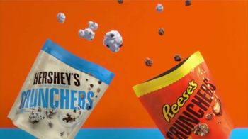 Hershey's and Reese's Crunchers TV Spot, 'Gimme Crunch'