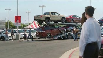 Toyota National Clearance Event TV Spot, \'Gone in Seconds\'