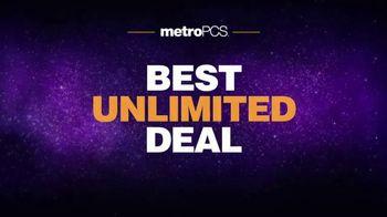 MetroPCS Unlimited 4G LTE TV Spot, 'Best Deal in Wireless'
