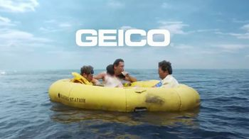 GEICO TV Spot, \'Adrift and Hungry\'